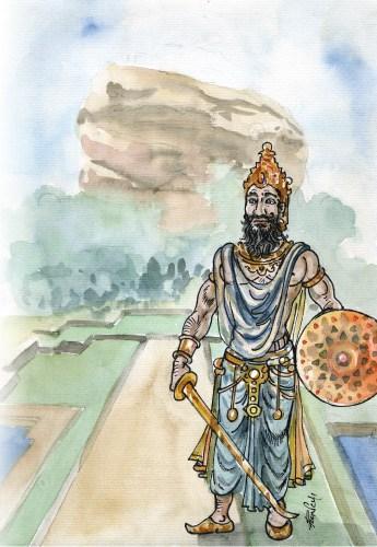King Kashyapa