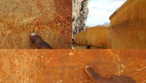 Sigiriya-Graffiti