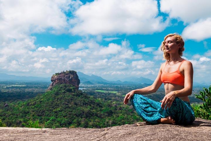 Sigiruya Meditation